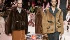 Модные меховые куртки Fendi осень-зима 2020-2021