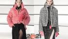 Модные меховые куртки Шанель осень-зима 2020-2021