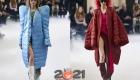 Модные пуховики оверсайз зимы 2020-2021