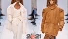 Модный пуховик парка осерсайз на 2021 год
