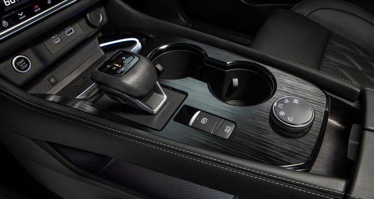 Коробка передач Nissan X-Trail 2021 года