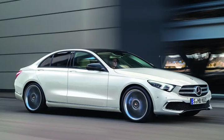 Mercedes C-Class 2021 года