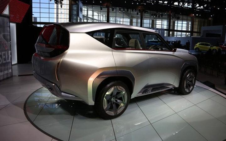 Mitsubishi  Pajero и другие новинки 2021 года