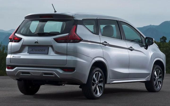 Mitsubishi  Xpander и другие новинки 2021 года