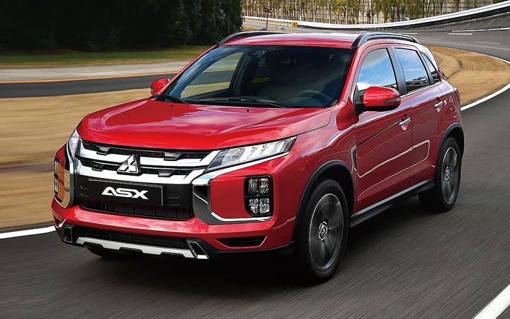 Mitsubishi ASX 2020-2021