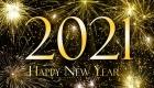 Открытки и поздравления с 2021 годом