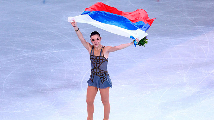Участница от РФ на прошлом Гран-при