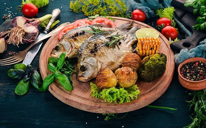 Когда можно готовить и есть рыбу в Великий Пост в 2021 году