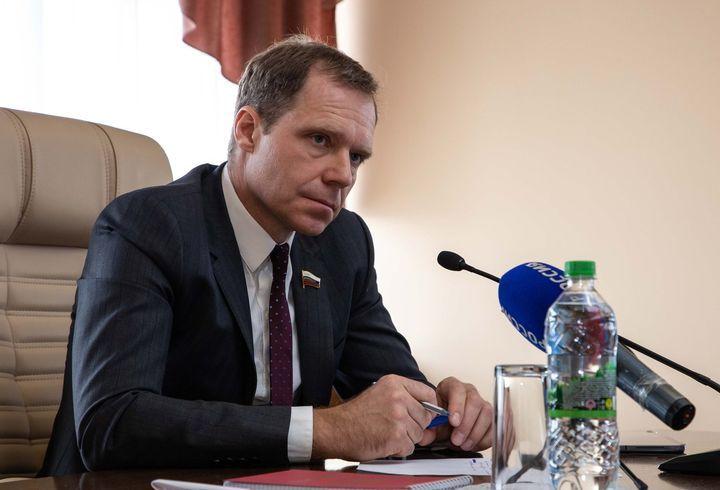 Политик Андрей Кутепов