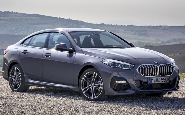 BMW 2-Series Gran Coupe 2021