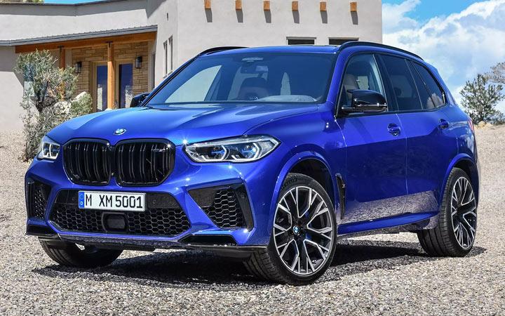 BMW X5 М 2020-2021