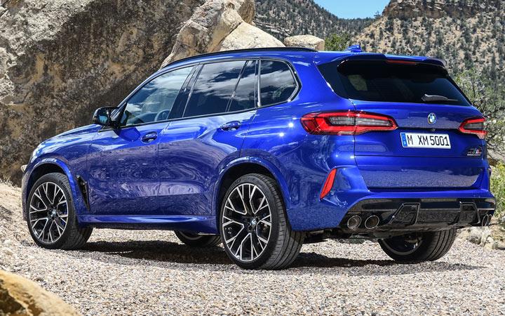 BMW X5 М и другие новинки 2020-2021