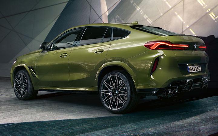 BMW X6 М и другие новинки 2020-2021