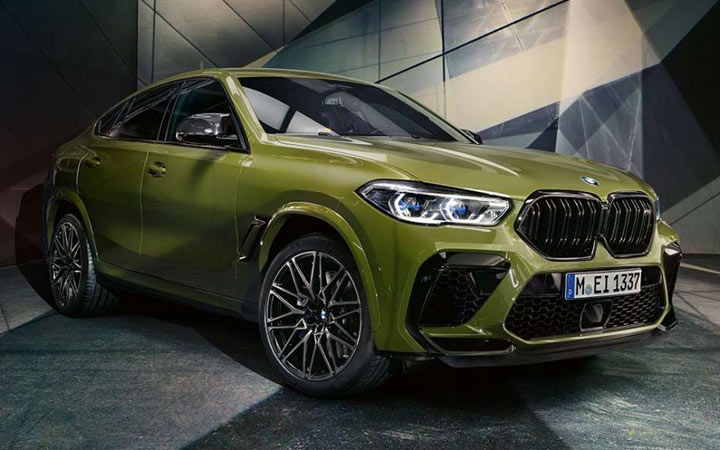 BMW X6 М 2020-2021