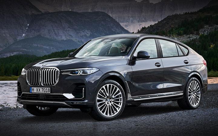 BMW X8 и другие новинки 2020-2021 года