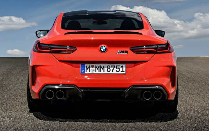 BMW M8 и другие новинки 2020-2021 года