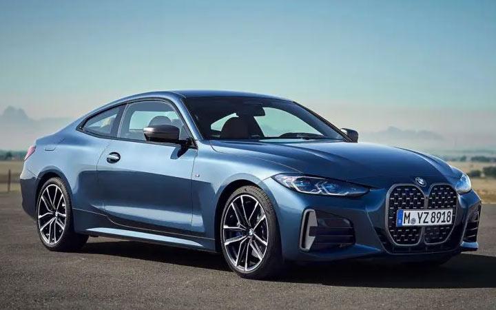 BMW 4-Series 2020-2021