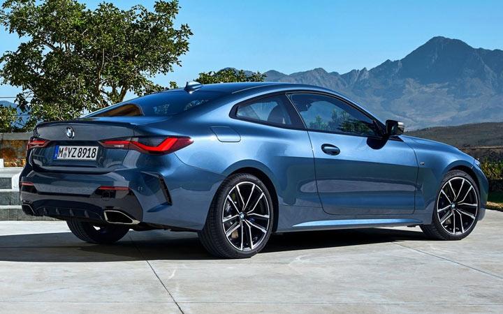 BMW 4-Series и другие новинки марки 2020-2021 года