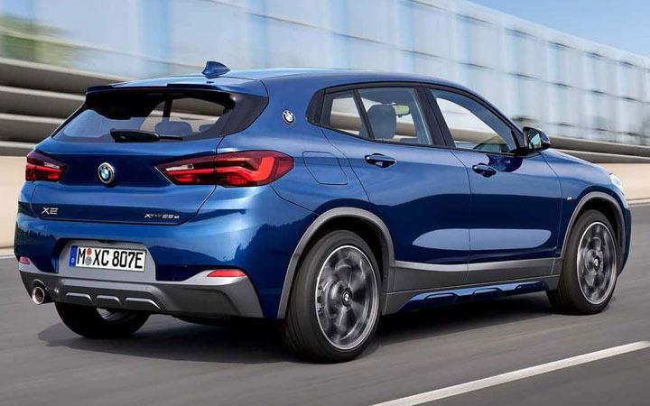 BMW X2 гибрид и другие новинки 2020-2021 года