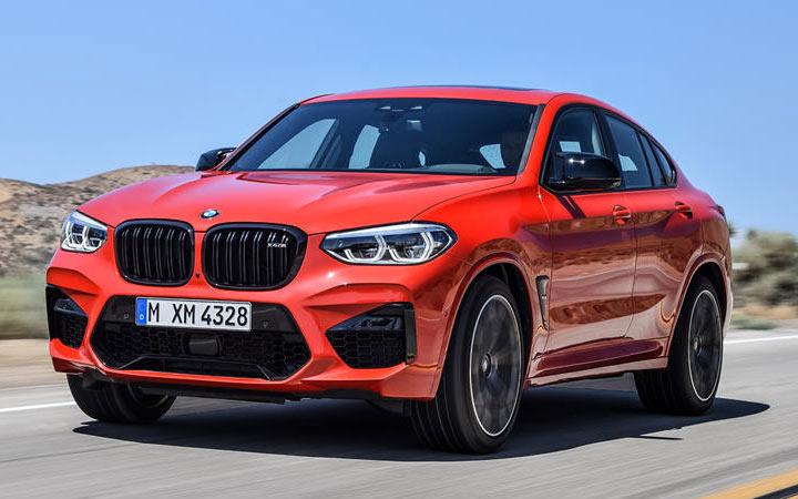 BMW X4 2020-2021
