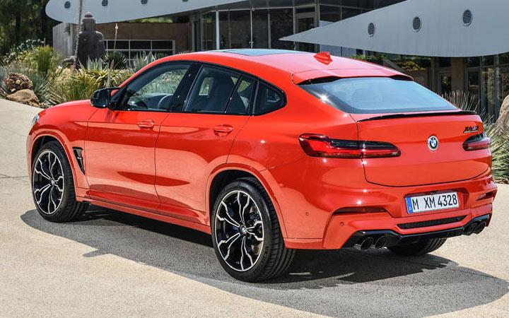 BMW X4 и другие новинки 2020-2021 года