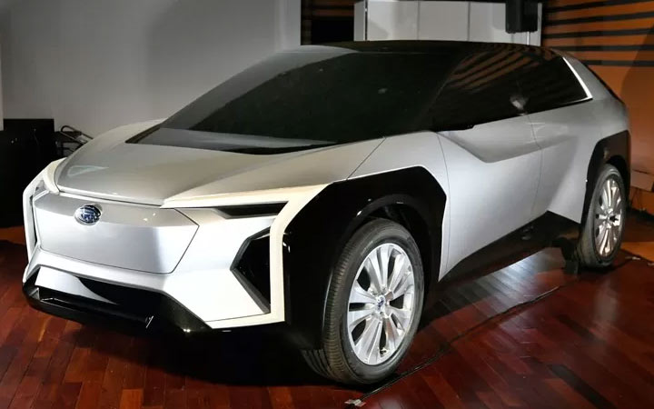 Совместные планы Toyota и Subaru на 2020-2021 год