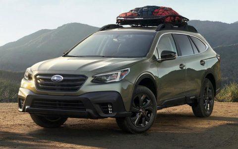 Subaru Outback 2020-2021