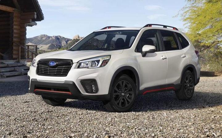 Subaru Forester STI 2020-2021