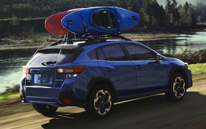 Subaru Crosstrek Sport (XV) и другие модели компании 2020-2021 года