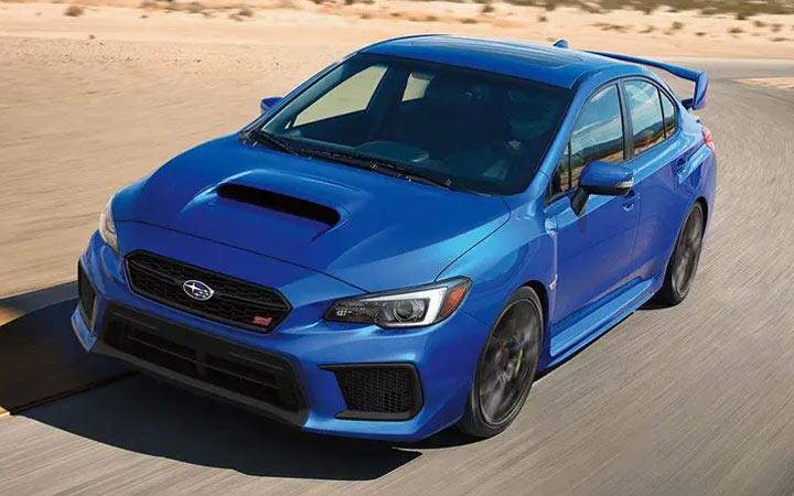 Subaru WRX STI 2020-2021