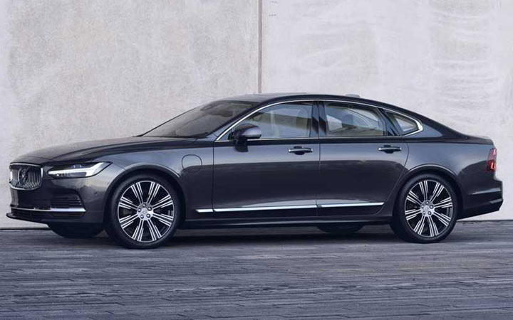 Volvo S90 и другие новинки 2020-2021 года