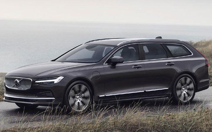 Volvo V90 и другие новинки 2020-2021 года