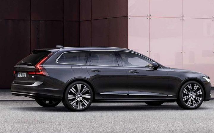 Универсал Volvo V90 и другие новинки 2020-2021 года