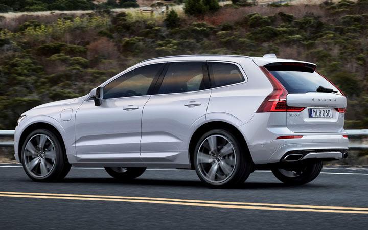 Электрический кроссовер Volvo ХС60 и другие новинки 2020-2021 года