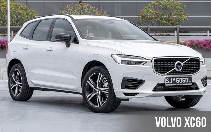 Volvo ХС60 и другие новинки 2020-2021 года
