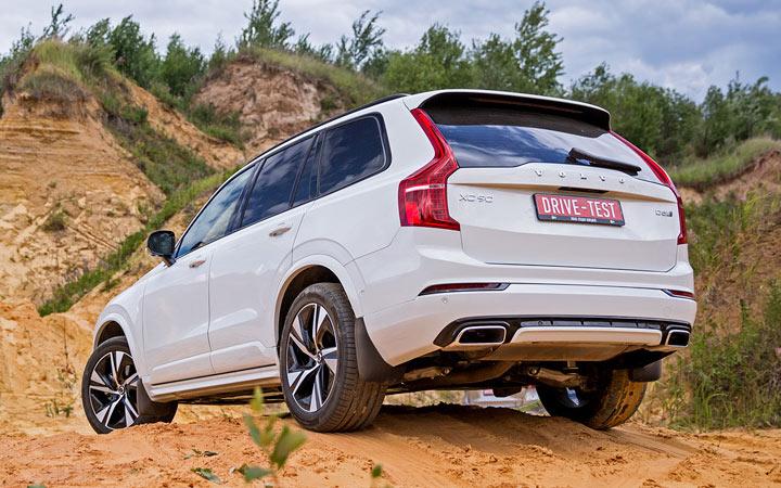 Электрический кроссовер Volvo ХС90 и другие новинки 2020-2021 года