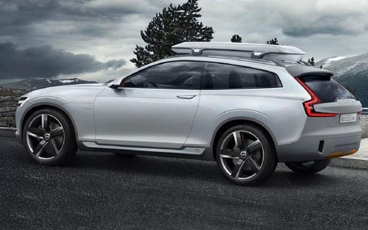 Volvo XC100 Recharge другие новинки Вольво