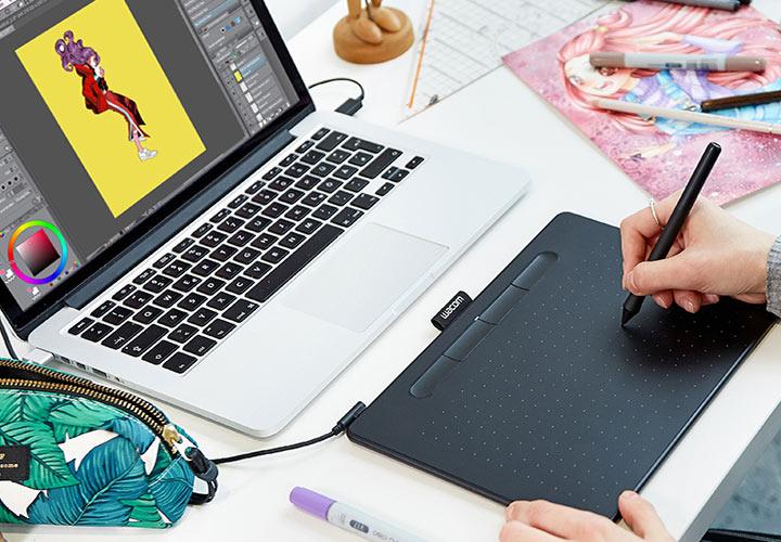 Рисуем на компьютере