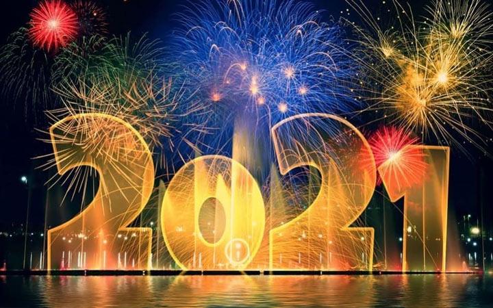Прикольные и оригинальные поздравления в Новым Годом 2021 в стихах и прозе