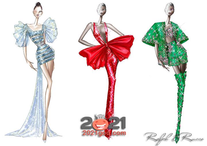ТОП-5 коллекций осень-зима 2020-2021 Haute Couture