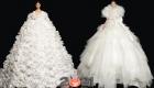 Высокая мода от Валентино зимы 2020-2021 - платья с рюшами