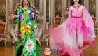 Dolce & Gabbana трендовые луки высокой моды сезона осень-зима 2020-2021