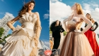 Высокая мода от Balmain коллекция сезона осень-зима 2020-2021