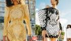 Модные платья Balmain - высокая мода 2021 года