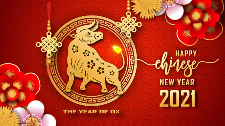Новый 2021 год по китайскому календарю