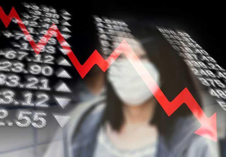 Ковид и падение рубля