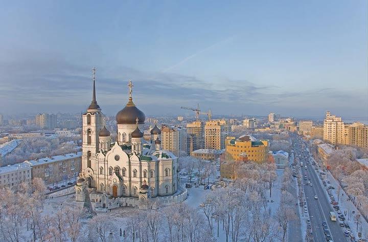 Какой будет в Воронеже и области зима 2020-2021 года
