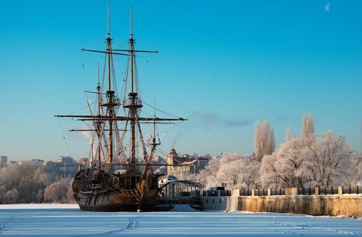 Погода зимой в Воронеже - долгосрочный прогноз на 2020-2021 год