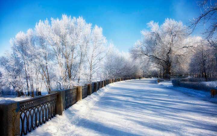 Зимняя Самара - погода на 2020-2021 год