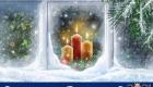 Рождественские открытки и пожелания на 2021 год